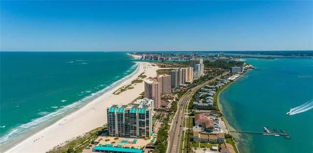 1390 Gulf Boulevard #703, Clearwater Beach, FL 33767 (MLS #U8126813) :: Charles Rutenberg Realty