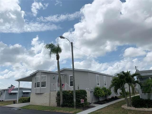 118 Mount Isle Avenue NE #73, St Petersburg, FL 33702 (MLS #U8126822) :: Cartwright Realty