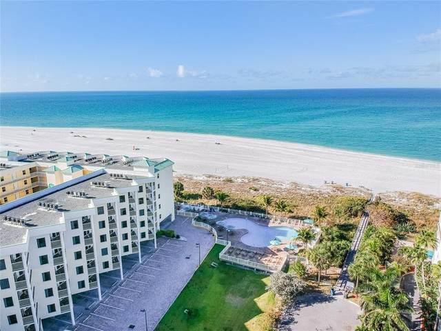 12000 Gulf Boulevard 206-N, Treasure Island, FL 33706 (MLS #U8126832) :: Pepine Realty