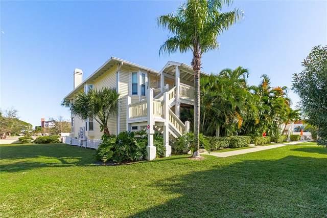 10399 Paradise Boulevard #109, Treasure Island, FL 33706 (MLS #U8126855) :: Cartwright Realty