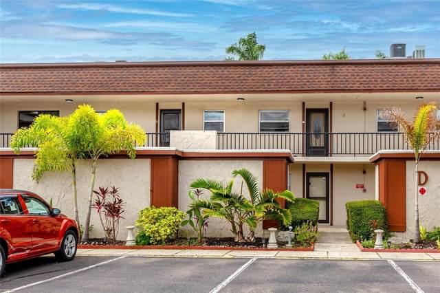 2750 E Bay Drive 10D, Largo, FL 33771 (MLS #U8126860) :: Bustamante Real Estate