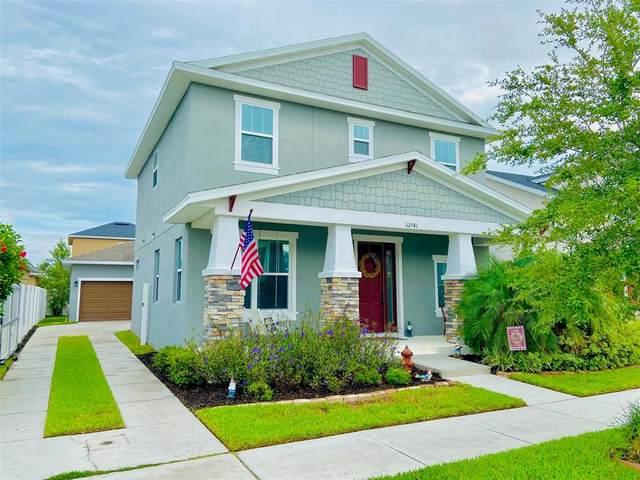 32741 Coldwater Creek Loop, Wesley Chapel, FL 33545 (MLS #U8126927) :: GO Realty