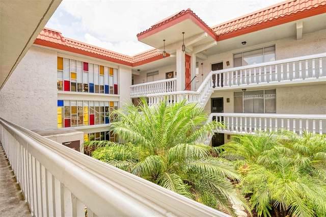 1001 Pearce Drive #203, Clearwater, FL 33764 (MLS #U8126963) :: Baird Realty Group