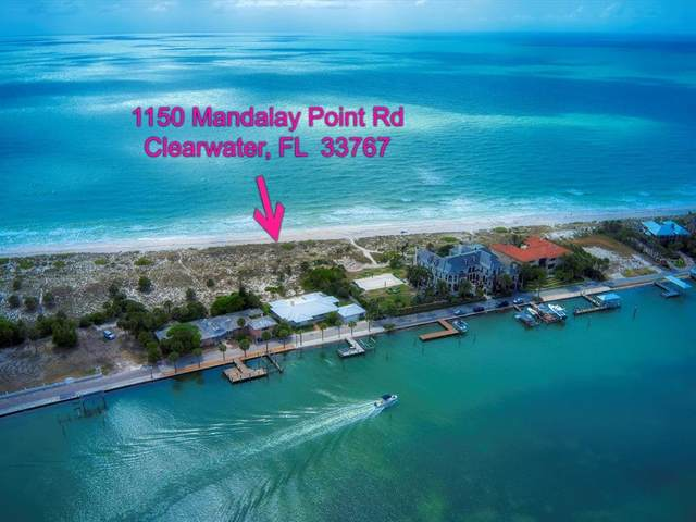 1150 Mandalay Point, Clearwater, FL 33767 (MLS #U8127021) :: Kelli and Audrey at RE/MAX Tropical Sands