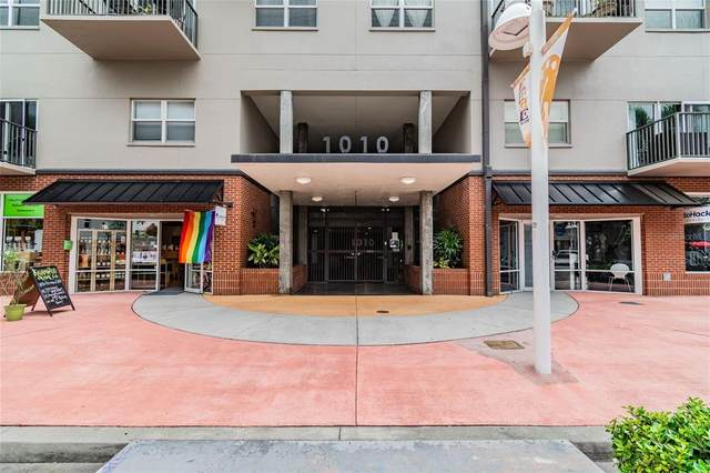 1010 Central Avenue #124, St Petersburg, FL 33705 (MLS #U8127120) :: Charles Rutenberg Realty