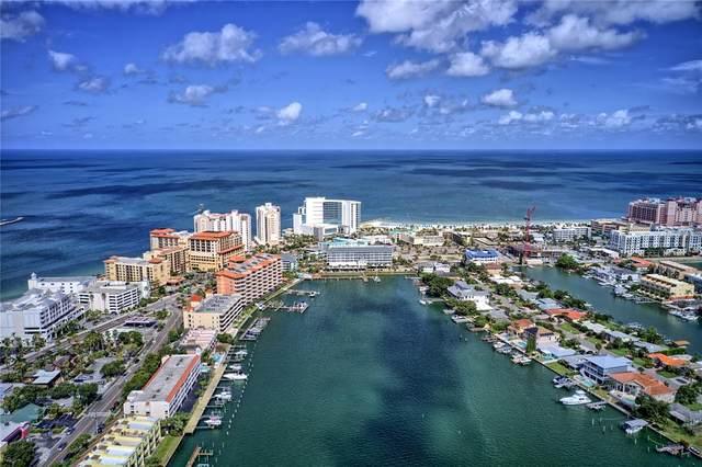 445 Hamden Drive #305, Clearwater, FL 33767 (MLS #U8127136) :: Team Pepka