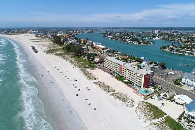 9980 Gulf Boulevard #302, Treasure Island, FL 33706 (MLS #U8127142) :: Stellar Home Sales