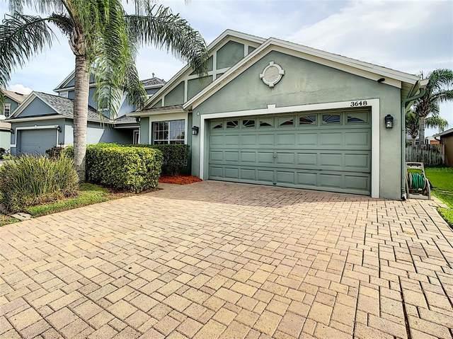 3648 Heron Island Drive, New Port Richey, FL 34655 (MLS #U8127187) :: The Home Solutions Team | Keller Williams Realty New Tampa