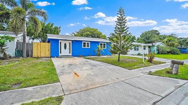 5135 Newton Avenue S, Gulfport, FL 33707 (MLS #U8127192) :: The Robertson Real Estate Group