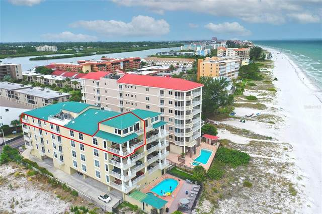 19734 Gulf Boulevard #502, Indian Shores, FL 33785 (MLS #U8127233) :: Globalwide Realty