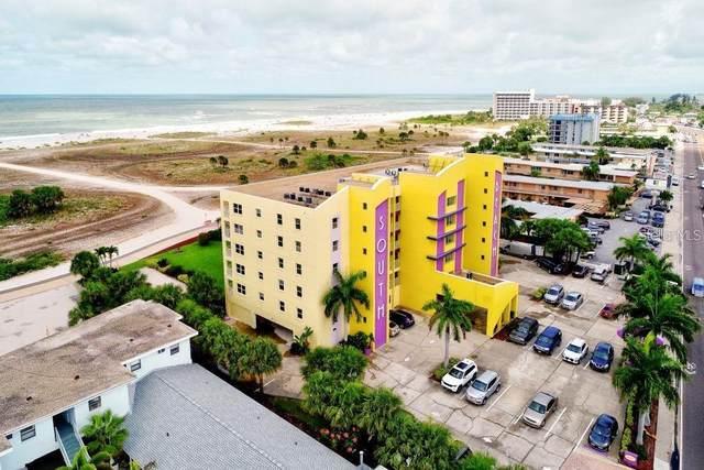 11360 Gulf Boulevard #603, Treasure Island, FL 33706 (MLS #U8127311) :: Heckler Realty
