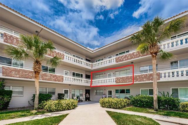 2461 Rhodesian Drive #39, Clearwater, FL 33763 (MLS #U8127369) :: Keller Williams Realty Select