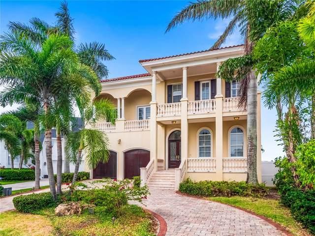5840 Bahia Honda Way S, St Pete Beach, FL 33706 (MLS #U8127387) :: Heckler Realty