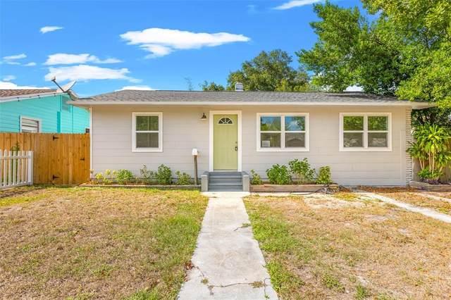 2443 15TH Avenue N, St Petersburg, FL 33713 (MLS #U8127421) :: Florida Real Estate Sellers at Keller Williams Realty