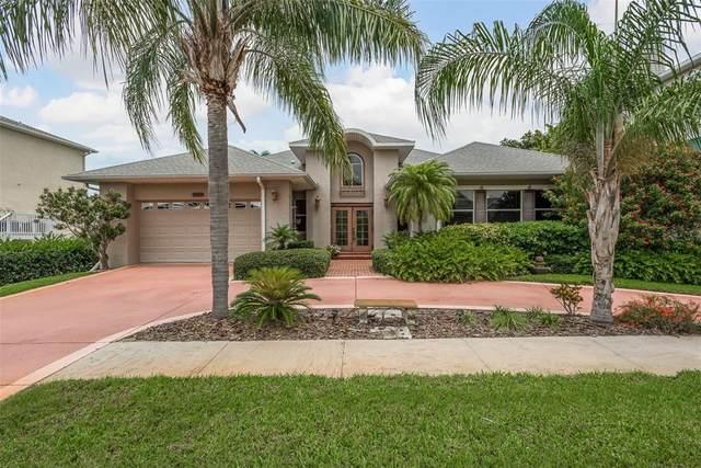 1718 Sunkissed Drive, Tarpon Springs, FL 34689 (MLS #U8127450) :: Globalwide Realty