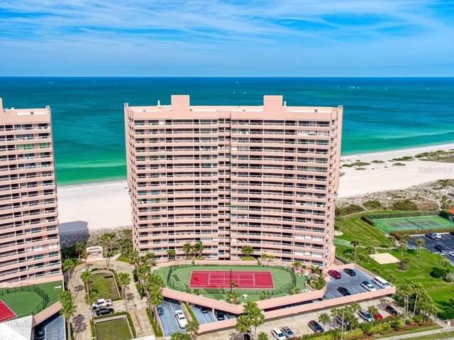 1310 Gulf Boulevard 6C, Clearwater, FL 33767 (MLS #U8127457) :: Stellar Home Sales