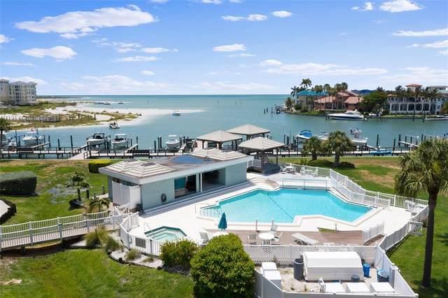 1100 Pinellas Bayway S I4, Tierra Verde, FL 33715 (MLS #U8127472) :: Heckler Realty
