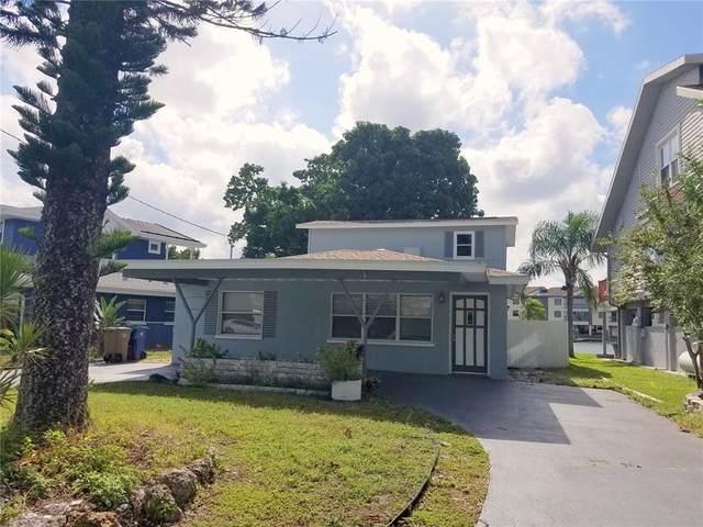 349 Bahia Vista Drive, Indian Rocks Beach, FL 33785 (MLS #U8127502) :: Lockhart & Walseth Team, Realtors
