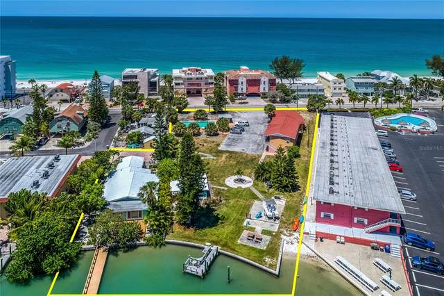 8543 Blind Pass Drive, Treasure Island, FL 33706 (MLS #U8127540) :: Heckler Realty