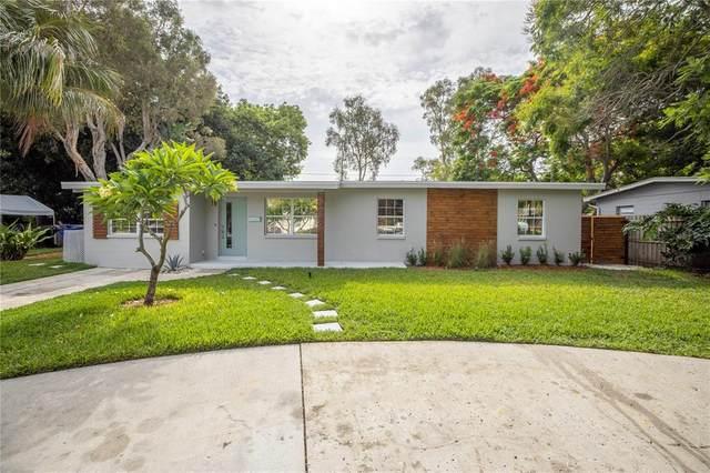 4360 Pompano Drive SE, St Petersburg, FL 33705 (MLS #U8127596) :: The Robertson Real Estate Group