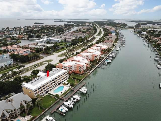 544 Pinellas Bayway S #3, Tierra Verde, FL 33715 (MLS #U8127646) :: Heckler Realty