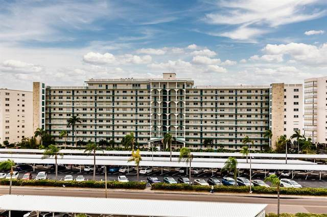 6020 Shore Boulevard S #803, Gulfport, FL 33707 (MLS #U8127651) :: Heckler Realty