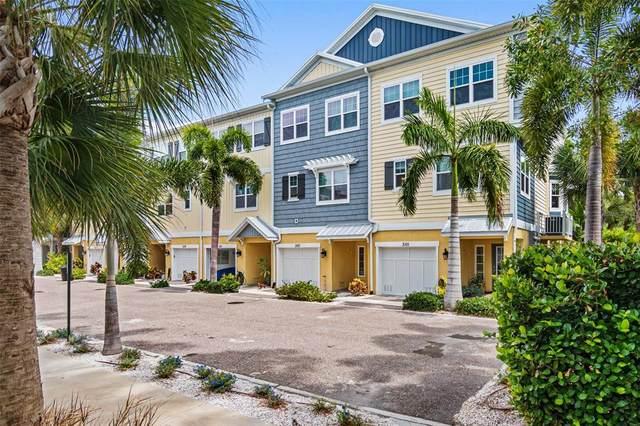 3101 Moorings Drive S, St Petersburg, FL 33712 (MLS #U8127687) :: Team Bohannon