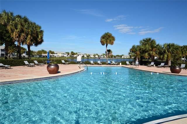 149 Sea Horse Drive SE H, St Petersburg, FL 33705 (MLS #U8127763) :: CENTURY 21 OneBlue