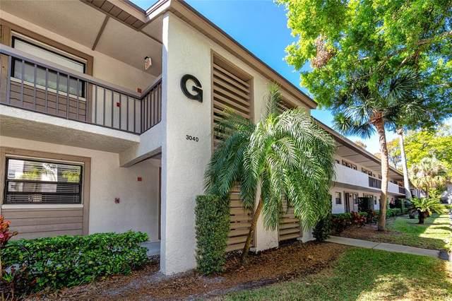 3040 Eastland Boulevard G202, Clearwater, FL 33761 (MLS #U8127773) :: Florida Real Estate Sellers at Keller Williams Realty