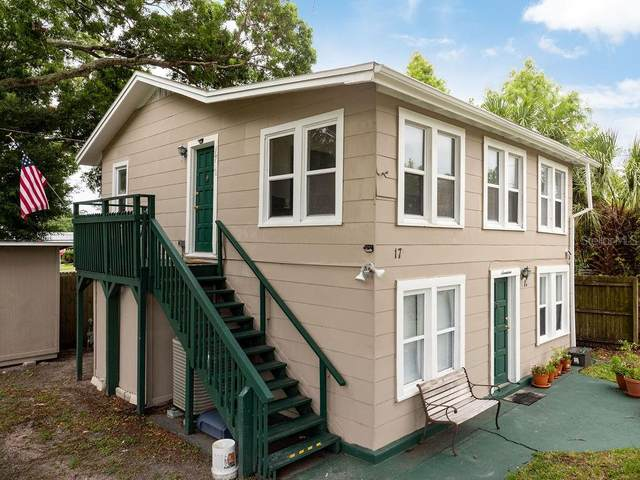 17 N Fredrica Avenue, Clearwater, FL 33755 (MLS #U8127779) :: Sarasota Home Specialists