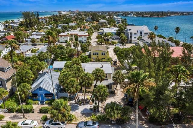 103 10TH Avenue, St Pete Beach, FL 33706 (MLS #U8127803) :: Lockhart & Walseth Team, Realtors