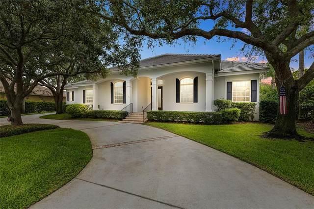 1221 Darlington Oak Circle NE, St Petersburg, FL 33703 (MLS #U8127805) :: Keller Williams Realty Peace River Partners