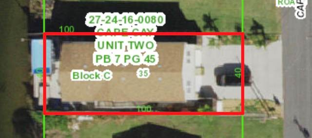 14925 Capri Lane, Hudson, FL 34667 (MLS #U8127829) :: Alpha Equity Team
