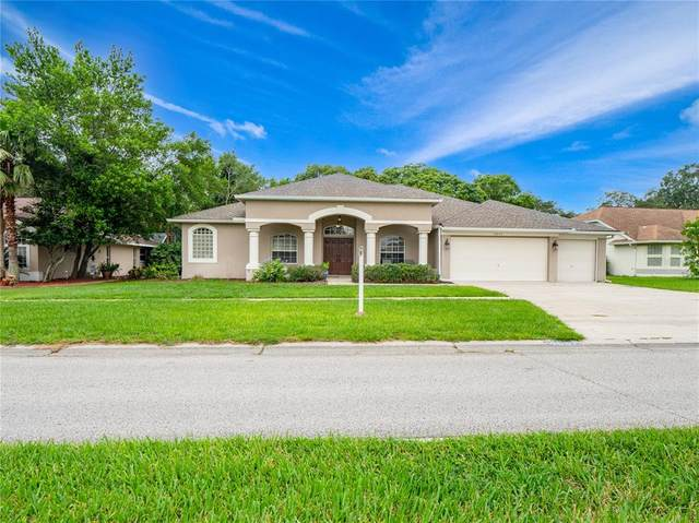 4057 St Ives Boulevard, Spring Hill, FL 34609 (MLS #U8127839) :: The Home Solutions Team | Keller Williams Realty New Tampa
