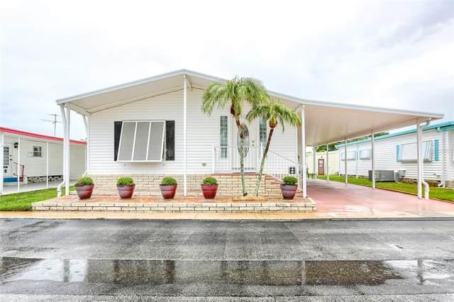 82172 E Street N #172, Pinellas Park, FL 33781 (MLS #U8127877) :: The Home Solutions Team | Keller Williams Realty New Tampa