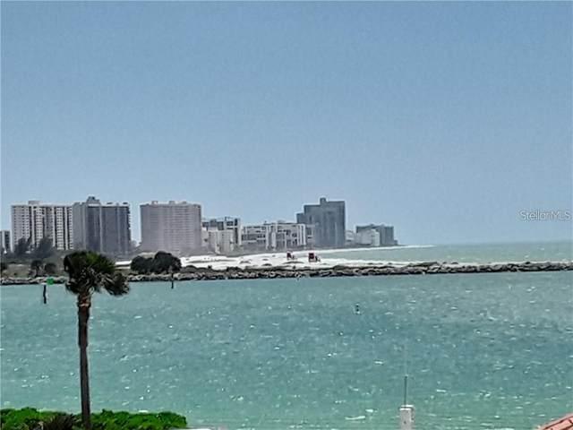440 S Gulfview Boulevard #301, Clearwater, FL 33767 (MLS #U8127897) :: The Brenda Wade Team