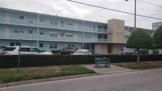 1819 Shore Drive S #215, South Pasadena, FL 33707 (MLS #U8127953) :: Frankenstein Home Team