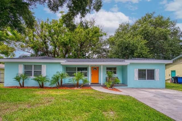 1458 Overlea Street, Clearwater, FL 33755 (MLS #U8128020) :: Charles Rutenberg Realty