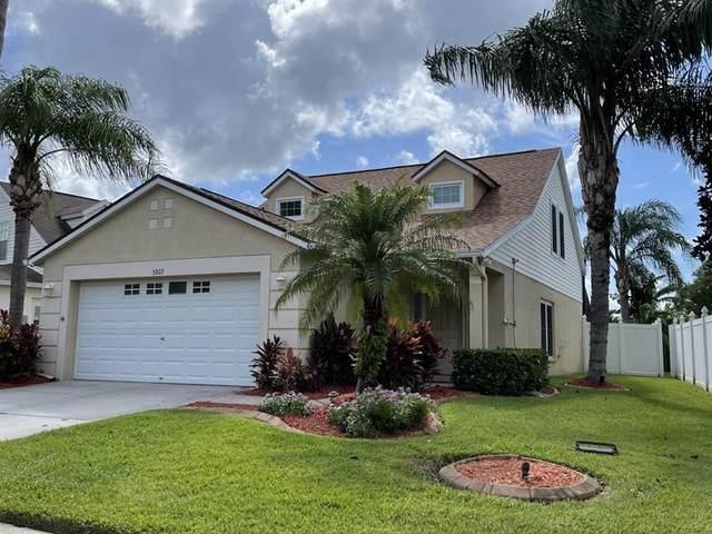 5003 Prairie View Way, Wesley Chapel, FL 33545 (MLS #U8128072) :: The Home Solutions Team | Keller Williams Realty New Tampa
