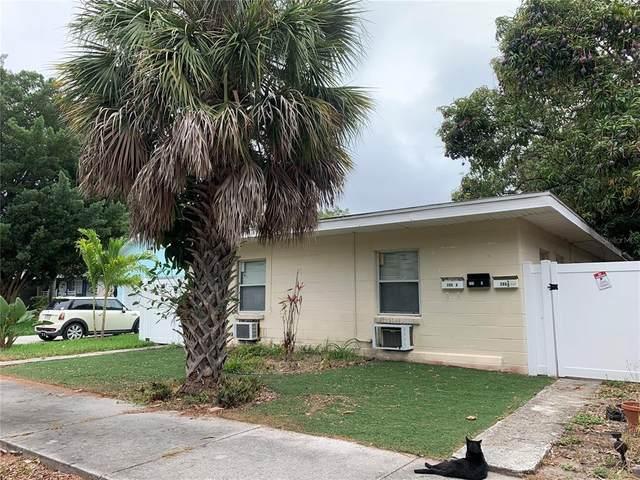 265 14TH Street N, St Petersburg, FL 33705 (MLS #U8128114) :: The Home Solutions Team | Keller Williams Realty New Tampa