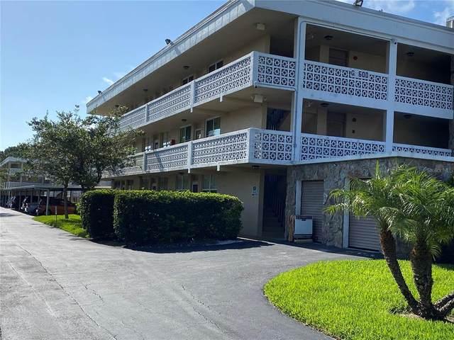 5095 Bay Street NE #308, St Petersburg, FL 33703 (MLS #U8128426) :: The Kardosh Team