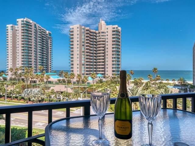 1501 Gulf Boulevard #508, Clearwater, FL 33767 (MLS #U8128502) :: Florida Real Estate Sellers at Keller Williams Realty