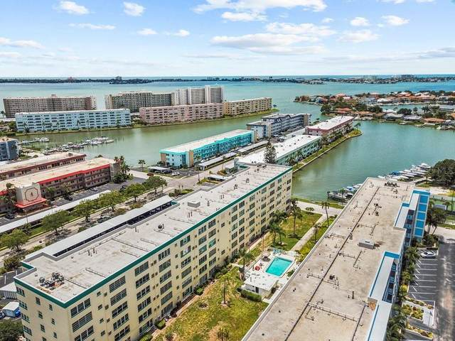 2960 59TH Street S #108, Gulfport, FL 33707 (MLS #U8128527) :: Baird Realty Group