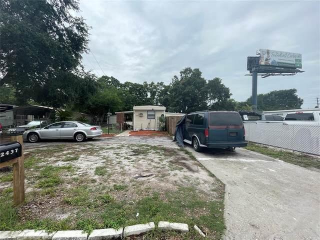 2437 Highland Acres Drive, Clearwater, FL 33761 (MLS #U8128607) :: Team Bohannon