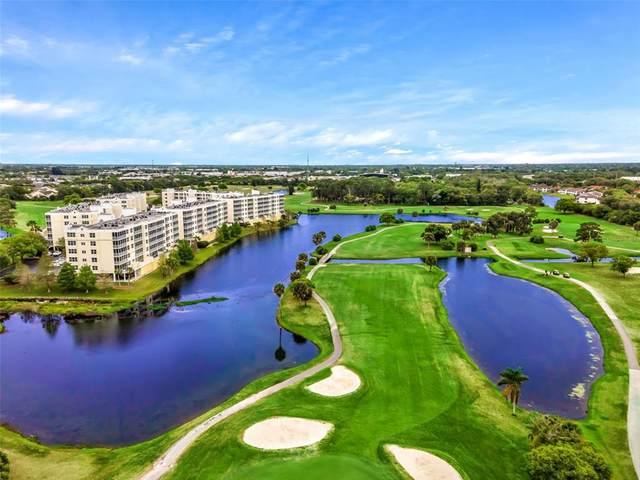 1200 Country Club Drive #6406, Largo, FL 33771 (MLS #U8128713) :: Heckler Realty