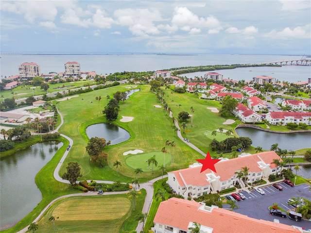 6131 Bahia Del Mar Boulevard #137, St Petersburg, FL 33715 (MLS #U8129122) :: Stellar Home Sales