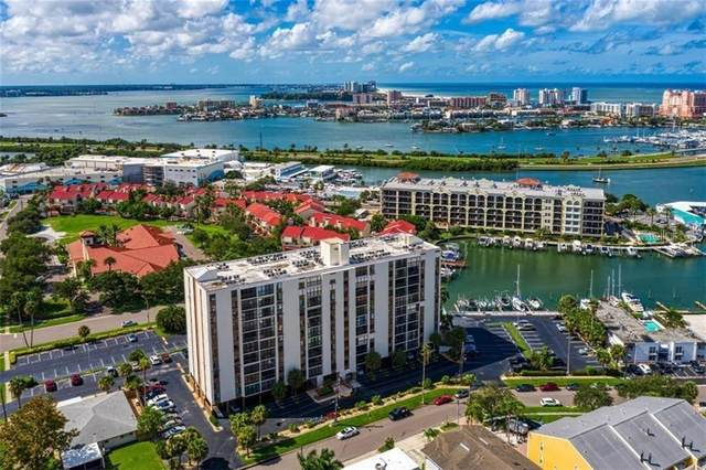 255 Dolphin Point #413, Clearwater, FL 33767 (MLS #U8129168) :: Tuscawilla Realty, Inc