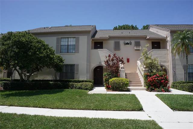 2497 Heron Terrace C103, Clearwater, FL 33762 (MLS #U8129204) :: Stellar Home Sales