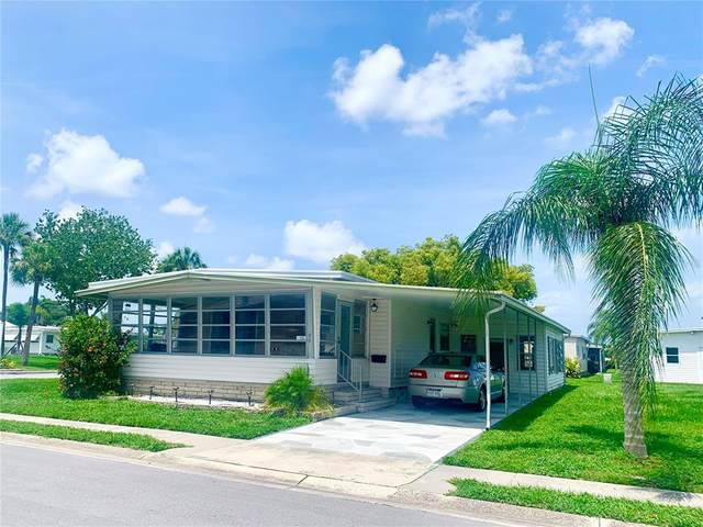 1100 Belcher Road S #56, Largo, FL 33771 (MLS #U8129233) :: The Hustle and Heart Group