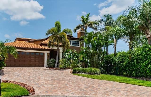 1201 Bay Drive, Belleair Beach, FL 33786 (MLS #U8129424) :: Zarghami Group